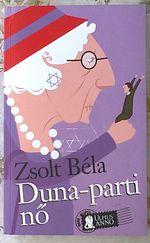 Duna-parti nő