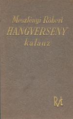 Hangversenykalauz 2. kötet (1938-ból)
