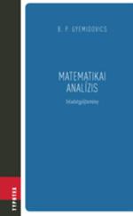 Matematikai analízis - Feladatgyűjtemény