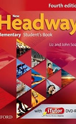 New Headway Elementary - 4th Edition Student's Book - With iTutor DVD-ROM
