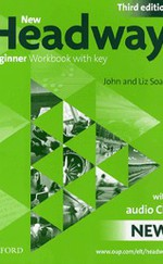 New Headway Beginner - Workbook with key (with CD) - Third Edition