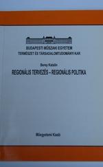 Regionális tervezés - regionális politika