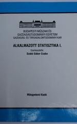 Alkalmazott statisztika I.