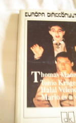 Tonio Kröger,Halál Velencében, Mario és a varázsló
