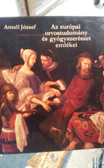 Az európai orvostudomány és gyógyszerészet emlékei