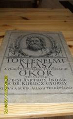 Történelmi atlasz, Ókor