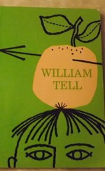 Angol nyelvű William Tell könyv