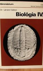 Biológia IV.
