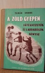 A zöld gyepen... - Játékvezetők és labdarúgók könyve