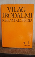Világirodalmi enciklopédia 1-2. kötet