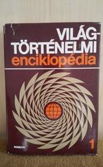 Világtörténelmi Enciklopédia, 1-2. kötet
