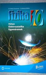 Fizika 10. Hőtan, Elekrosztatika, Egyenáramok