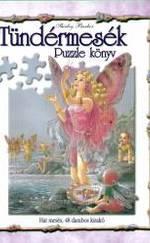 Tündérmesék Puzzle könyv