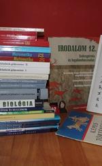 Középiskolás tankönyvcsomag