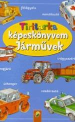 Tiritarka képeskönyvem - Járművek