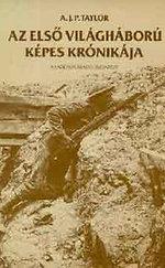 Az első világháború képes krónikája
