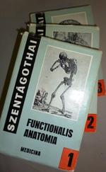 Funkcionális Anatómia I-III kötet