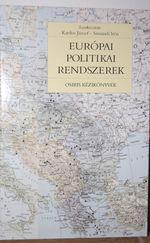 Európai politikai rendszerek