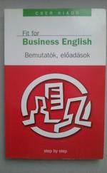 Fit for Business English - Bemutatók, előadások