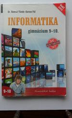 Informatika gimnázium 9-10.