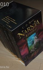 Narnia krónikái 1-7 - díszdobozban