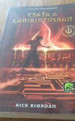 Percy Jackson- Csata a labirintusban