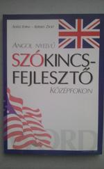 Angol nyelvű szókincsfejlesztő középfokon