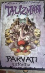 Parvati elefántja