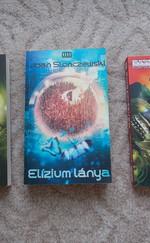 Elízium sorozat 1-3