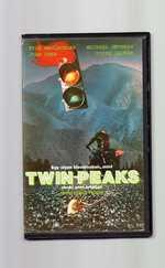 Twin Peaks - A film VHS kazetta