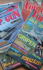 Top Gun újságok