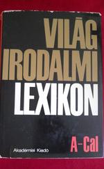 Világirodalmi Lexikon 1. (A-Cal)