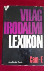 Világirodalmi Lexikon 2. (Cam-E)