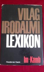 Világirodalmi Lexikon 5. (Im-Kamb)