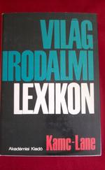 Világirodalmi Lexikon 6. (Kamc-Lane)
