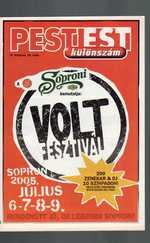 Pesti Est Volt Fesztivál Különszám 2005