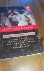 Bízz Magadban! - Nyitott Akadémia sorozat, Pál Ferenc - Bagdy Emőke - kitűnő állapot