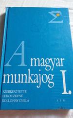 A magyar munkajog I.