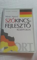 Német nyelvű szókincsfejlesztő középfokon