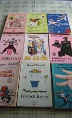 Vidám könyv sorozat