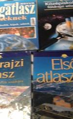 Földrajzi atlaszok