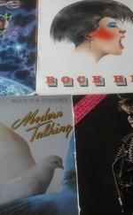 Pop lemezek