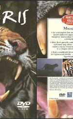 Mocsári tigris képeskönyv - DVD melléklettel