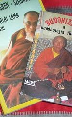 Buddhizmus témájú könyvek