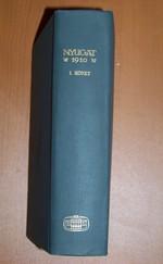 Nyugat 1910 - I. kötet (1-12. szám)