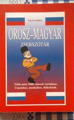 Orosz - magyar, magyar - orosz zsebszótár, kettő az egyben