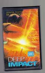 Deep Impact VHS kazetta