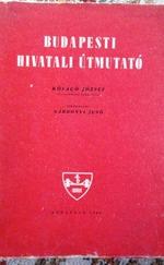 Budapesti hivatali útmutató
