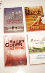 Válogatott Könyvek 4 regénye
