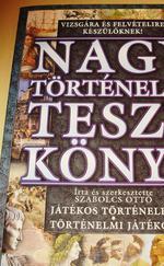 Nagy történelmi teszt könyv